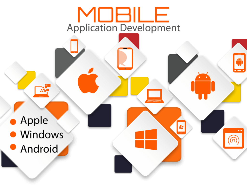 MobileApplicationDevelopment By ONM